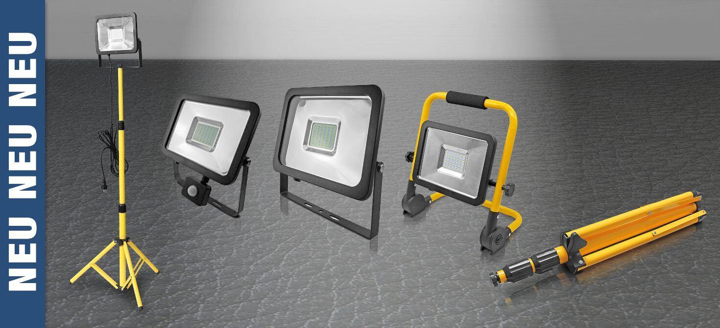 LED Handlampen